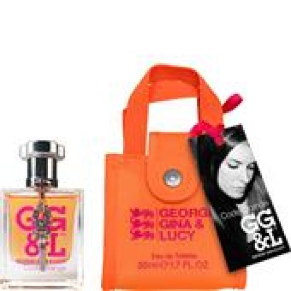 GEORGE  GINA & LUCY  Code Orange EDT 50 ml im Taschen-Packaging