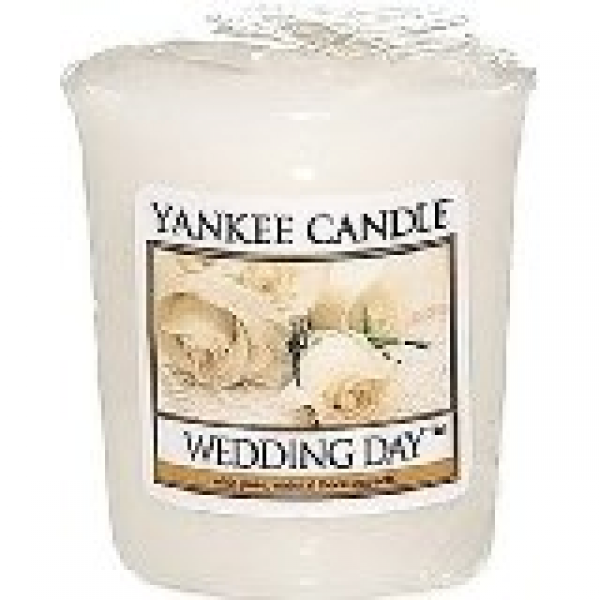 YANKEE CANDLE Sampler  Wedding Day
